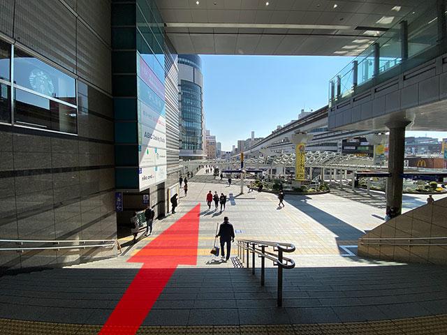 小倉駅からのアクセス2